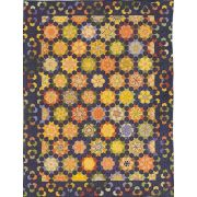 Nocturne Template Set from Millefiori Quilts 3- Halo Set in Original Size by OzQuilts Millefiori Book 3  - OzQuilts