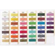 Fabulux Thread Colour Chart by Wonderfil Fabulux - Thread Colour Charts