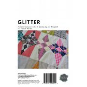 Glitter Acrylic Templates by Jen Kingwell Designs by Jen Kingwell Designs Jen Kingwell Designs Templates - OzQuilts