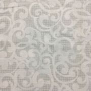 """Baroque Grey Quilt Backing 108"""" wide x 24""""/ 2.74m x 60cm by Henry Glass - Wide Quilt Backs"""