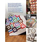 Time Saving Quilts with 2 ½ inch Strips by  - Pre-cuts & Scraps