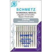 Schmetz Chrome Universal needle size 100/16 Pack of 10 by Schmetz Chrome - Sewing Machines Needles