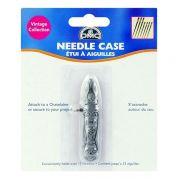 DMC Pewter Needle Case by DMC Embroidery - Embroidery