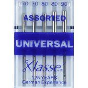 Klasse Universal Machine Needles Size Regular Assorted by Klasse - Machines Needles