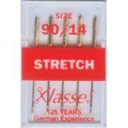 Klasse Stretch Machine Needles Size 90/14 by Klasse - Machines Needles