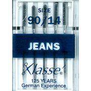 Klasse Jeans Machine Needles Size 90/14 by Klasse - Machines Needles