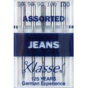 Klasse Jeans Machine Needles - Assorted Sizes by Klasse - Machines Needles