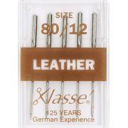 Klasse Leather Machine Needles Size 80/12 by Klasse - Machines Needles