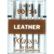 Klasse Leather Machine Needles Size 90/14 by Klasse - Machines Needles