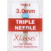 Klasse Triple Machine Needle 3.00mm by Klasse - Machines Needles