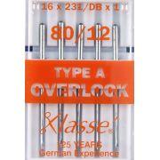 Klasse Machine Overlocker Needles Type A by Klasse - Machines Needles