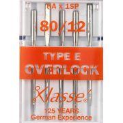 Klasse Overlocker Needles Type E Size 80/12 by Klasse - Machines Needles