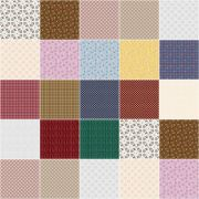 The Lizzy Albright Cedar Chest 21 Fat Quarter Fabric Collection by Ricky Tims by  - Fat Quarter Packs