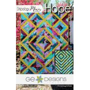 Hope Quilt Pattern by Gudrun Erla by GE Designs Quilt Patterns - OzQuilts