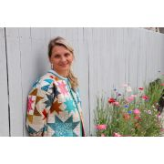 Beachcomber Jacket Pattern by Edyta Sitar of Laundry Basket Quilts by Edyta Sitar of Laundry Basket Quilts Clothing & Toys - OzQuilts
