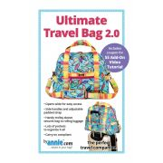 Ultimate Travel Bag Pattern 2.0 by Annie Unrein by ByAnnie - Bag Patterns