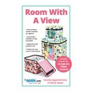 Room With A View Pattern by Annie Unrein by ByAnnie - Organisers