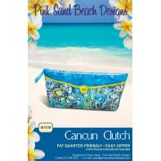 Cancun Bag Pattern by Pink Sand Beach Designs by Pink Sand Beach Designs - Patterns & Books