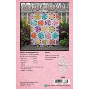 Vintage Windmill Quilt Pattern by Krista Moder by The Quilted Life - Quilt Patterns