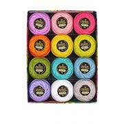 Eleganza Perle 8 Cotton Thread Alison Glass Collection - Sun by  - Packs