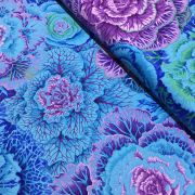 Brassica - Blue by The Kaffe Fassett Collective - Brassica