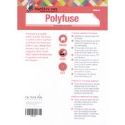 Polyfuse Fusible Water Soluble Tearaway 45cm x 22.9m (18in x 25yds) by Matilda's Own - Wash Away Paper