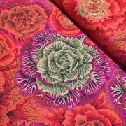 Brassica - Rust by The Kaffe Fassett Collective - Brassica