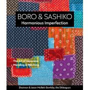Boro & Sashiko Harmonious Imperfection by C&T Publishing - Japanese & Sashiko