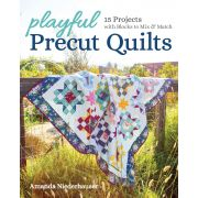 Playful Precut Quilts by  - Paper Piecing