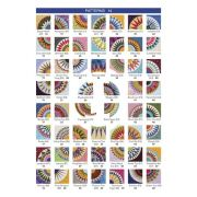 Dazzling New York Beauty Sampler by C&T Publishing - Paper Piecing