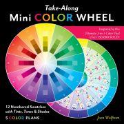 Take-Along Mini Color Wheel by  - Colour & Design Tools