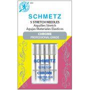 Schmetz Chrome Stretch Schmetz Needle Size 75/11 by Schmetz Chrome - Sewing Machines Needles