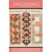 Little Charmers 2 Table Runner Pattern by  Table Toppers, Tuffets & Runners - OzQuilts