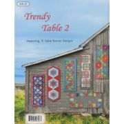 Trendy Table 2 by Anka's Treasures - Quilt Books