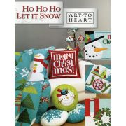 Let It Snow Book by Art to Heart by Art to Heart Christmas - OzQuilts