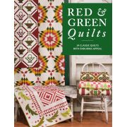 Red and Green Quilts : 14 Classic Quilts by Martingale & Company - Quilt Books