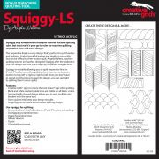 Creative Grids Machine Quilting Tool - Squiggy LOW SHANK by Creative Grids - Machine Quilting Rulers