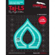 Creative Grids Machine Quilting Tool - Taj LOW SHANK by Creative Grids Machine Quilting Rulers - OzQuilts