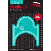 Creative Grids Machine Quilting Tool Shelly LOW SHANK by Creative Grids Machine Quilting Rulers - OzQuilts