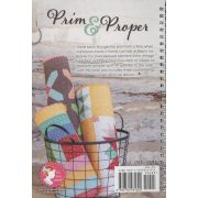 Prim & Proper Book by Lori Holt by Lori Holt from Bee in My Bonnet - Quilt Books