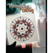 Moonglow Cactus Pattern & Foundation Papers by Quiltworx by Quiltworx - Judy Niemeyer Quiltworx