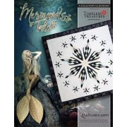 Mermaids Tale Pattern & Foundation Papers by Quiltworx by Quiltworx - Patterns & Foundation Papers