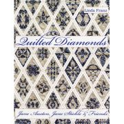 Quilted Diamonds 1 Quilt book by Linda Franz by Linda Franz - Reproduction & Traditional