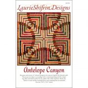 Antelope Canyon Quilt Pattern by Laurie Shifrin by Laurie Shifrin Designs 3D Quilts - OzQuilts