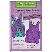 Crisscross Reversible Apron Pattern by  Clothing & Toys - OzQuilts