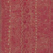 Aboriginal Art Fabric 5 Fat Quarter Bundle - Red Colourway by M & S Textiles Fat Quarter Packs - OzQuilts