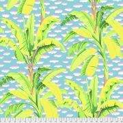 Banana Tree - Green by The Kaffe Fassett Collective February 2021 Release - OzQuilts