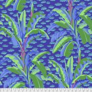 Banana Tree - Purple by The Kaffe Fassett Collective February 2021 Release - OzQuilts