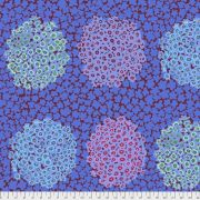 Hydrangea - Blue by The Kaffe Fassett Collective February 2021 Release - OzQuilts