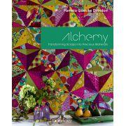 Alchemy: Transforming Scraps into Precious Materials by Quiltmania - Quiltmania